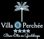 Logo Villa O Perchée blanc